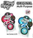 3+ Magi Mags Tape