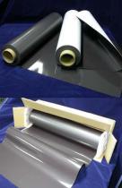 Parte magnetica gommata isotropa Rolls