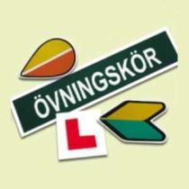 자석 교통 표지
