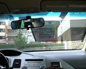 De Schilden van de Zon van de auto (HAP)