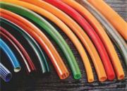 PVC Elastic Pearly Dual-Color Garden Hose