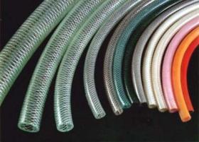 Tubo flessibile di rinforzo nylon del PVC
