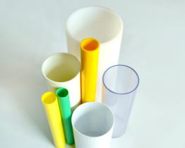 Plastikstrangpresßling