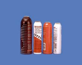 アルミニウム管か缶