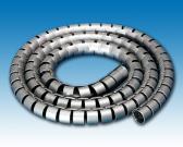 Enveloppe en spirale de câble