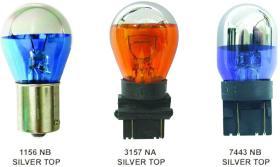 N.B. 1156, 3157 автомобильных лампочек накаливания NA, 7443 N.B. & шарики СИД