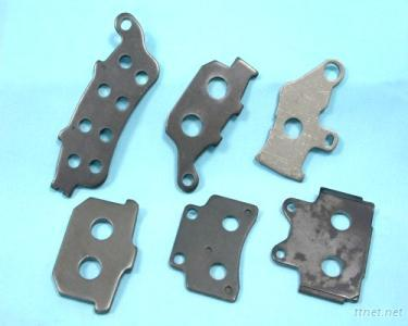 Backing Plate for Motorcycle