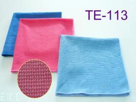 TE-0113 Microfiberの視覚の清拭布