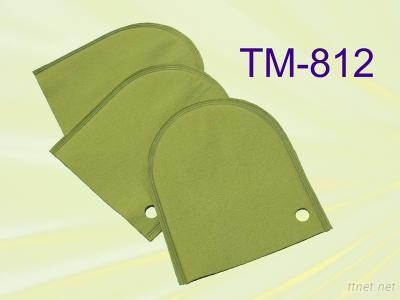 Microfiber Exfoliating Facial mitt