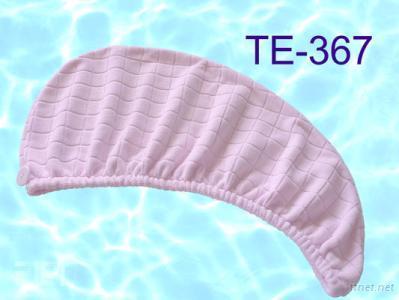 Microfiber Check Turban
