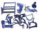 Moinho Parts-6 do CNC