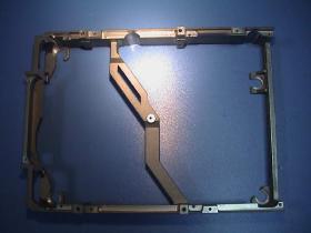 CNC Molen/het Machinaal bewerken van deel-4