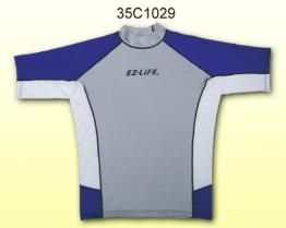 Short  Sleeve Rash Guards