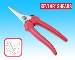 Fiber Optic Kevlar Cutter