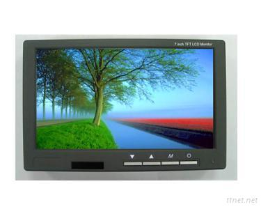 7-Inch TFT LCD Monitor GS-701L