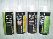 Body Wash Foam