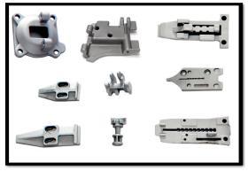 Soem-pneumatische Werkzeug-Teile