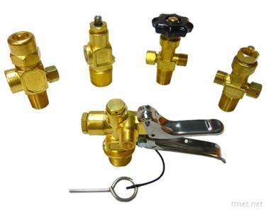 Gas Cylinder Valve and Accessories