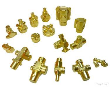 Brass Valve Body Parts