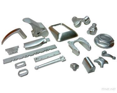 Aluminum Alloy Forgery