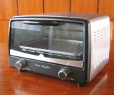 Horno eléctrico de la tostada