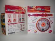 Mini boîte de couleur d'impression d'Évaser-Roi Flashing Unit Single Pack