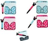 Minnie Mini Ball Pen W/Memo Pad