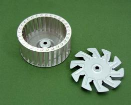 Thermolysis Fan Stamping Parts