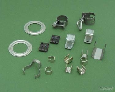 Spring And Clip Parts