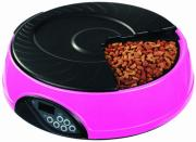 2014 Hot Sale Plastic Timing Automatic Pet Feeder