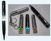 Ball Pen USB Drive MPE/WMA/WAV Player Voice Recorder/Player