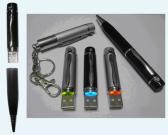 Ball Pen USB Drive MPE/WMA/WAV Player Voice Recorder/Player
