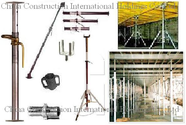 China Construction Int'l Holdings Co., Ltd.
