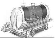 Train Tank Cleaning Machine