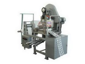 La macchina cosmetica del rilievo di cotone, macchina del rilievo dell'occhio, compone la macchina del rilievo di cotone