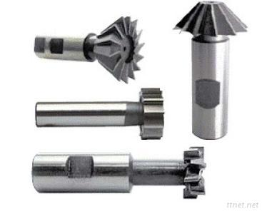 T-Slot Milling Cutters And Other Cutters
