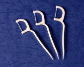 Dental Floss Rod