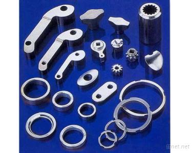Helical Gear Parts