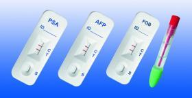 Prostataspezifisches Antigen- (PSA)schnelle Test-Installationssätze