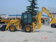 Backhoe Lader