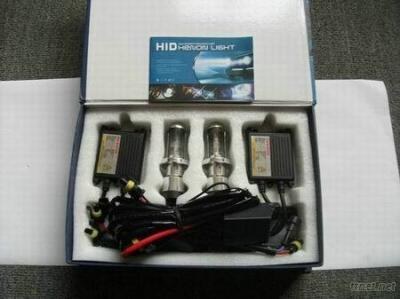 Hid  Conversion Kit, H4 Hl Slim Ballast Kit