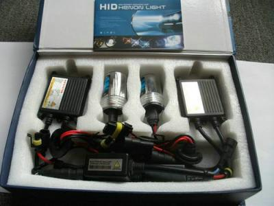 HID Conversion Kit, Single Beam  Slim  Ballast Kit