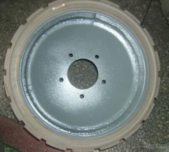 Solid Tires, Industrial Forklift Tyres