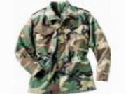 Military Woodland Camouflage M65 Jacket