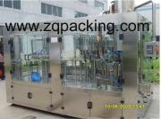 4 In 1 Monobloc Juice Pulp Filling Machine, Tribloc Filling Machine