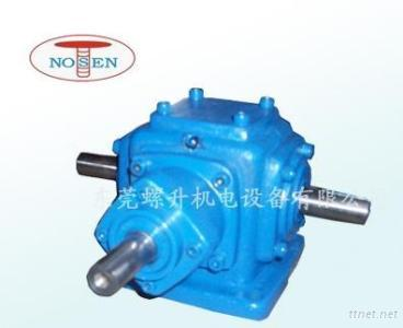 Right Angle Bevel Gear Reducer