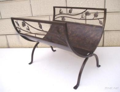 Fireplace Log Baskets