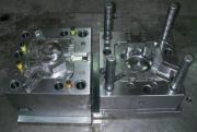 Plastic Moulds For Unscrewing Parts