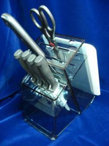 Acrylic Cutlery Rack