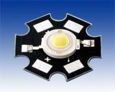 1W Yellow High-Power LED